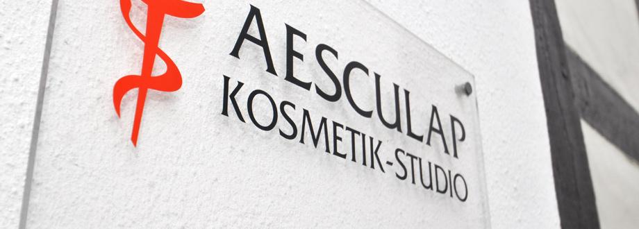 Das Aesculap Kosmetik-Studio in Lemgo - Ganz natürlich.